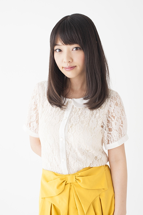ファッションモデルの安藤遥さん
